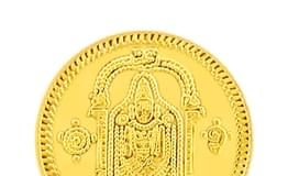 TTD Gold Coins