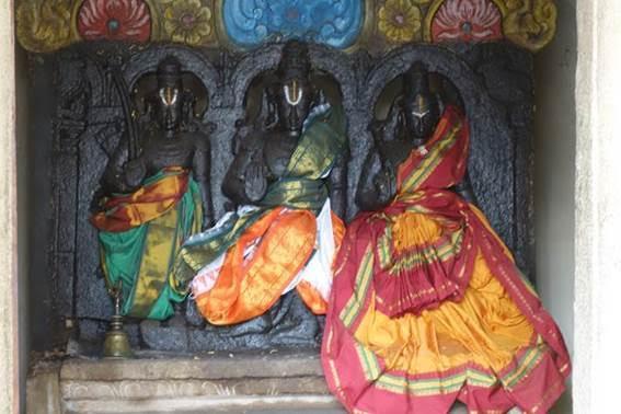 Sri Pattabhi Ramula Vari Sannidhi