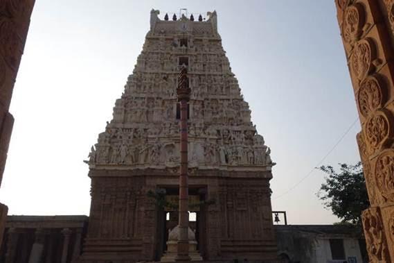 Sri Prahlada Varada Narasimha temple