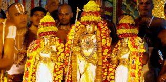 Snapana Thirumanjanam
