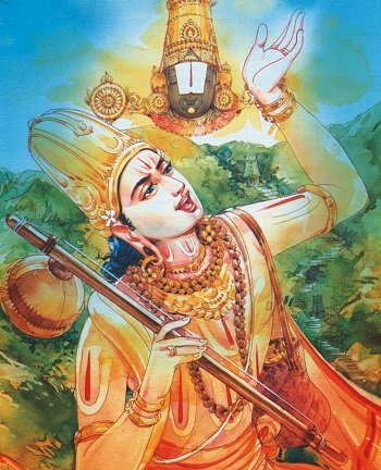 Story of Tallapaka Annamacharya (Annamayya)