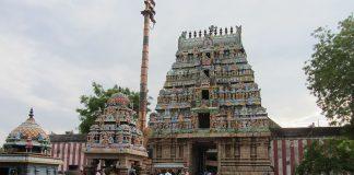 Thirunageswaram Rahu Temple