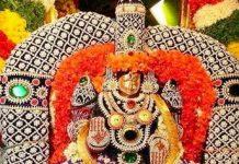 vasanthotsavam at Tiruchanoor Temple