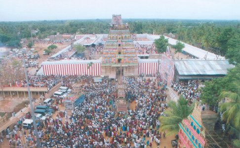 Thirunageswaram Raghu Pooja