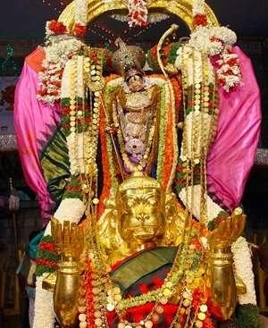 Sri Rama Navami Asthanam