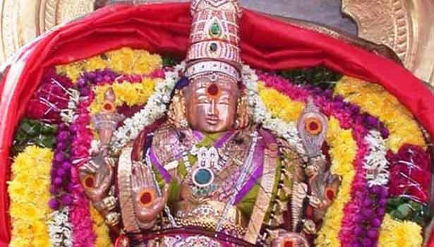 kamakshi temple history