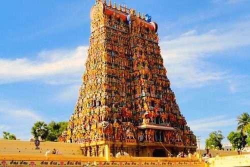 Meenakshi Temple Poojas