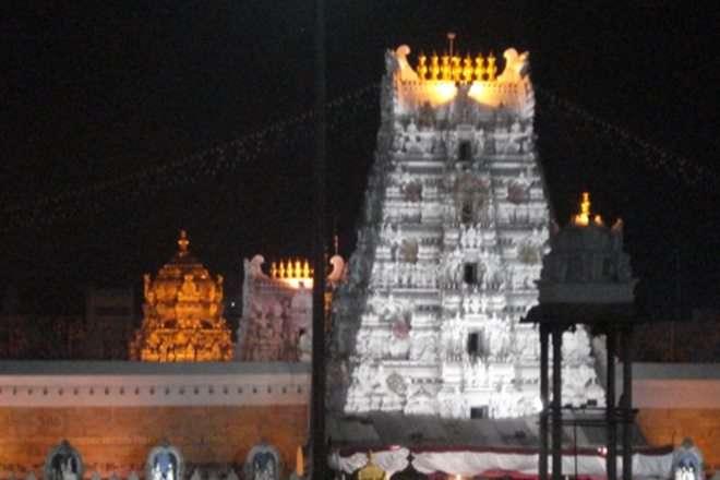 Tirumala Temple Closed