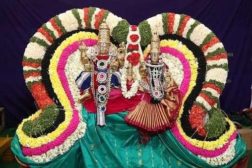 Brahmotsavams at Kapila Theertham