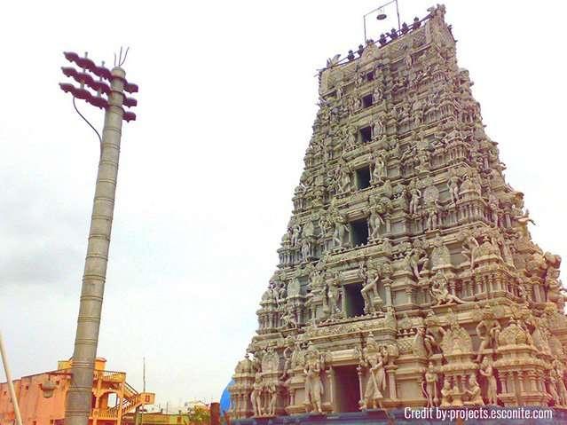 Draksharamam Bhimeswara Swamy Temple