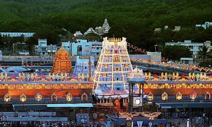 best temples to visit in and around tirupati